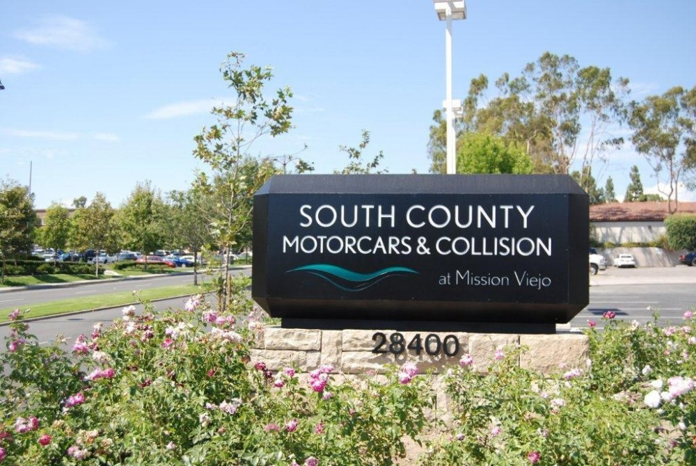 South County Collision 28400 Marguerite Parkway  Mission Viejo, CA 92692