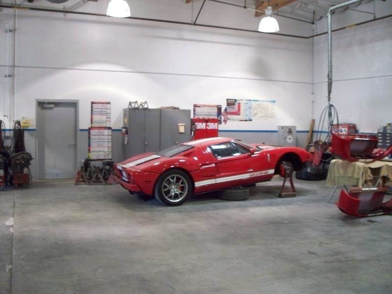 Serramonte Ford Collision Center 500 Collins Ave  Colma, CA 94014  A Complete Collision Repair Facility To handle All Of Your Vehicle's Collision Repair Needs...