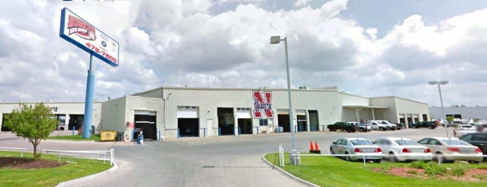 Husker Collision Center 6833 Telluride Drive  Lincoln, NE 68521  We are centrally located with easy access for your convenience.