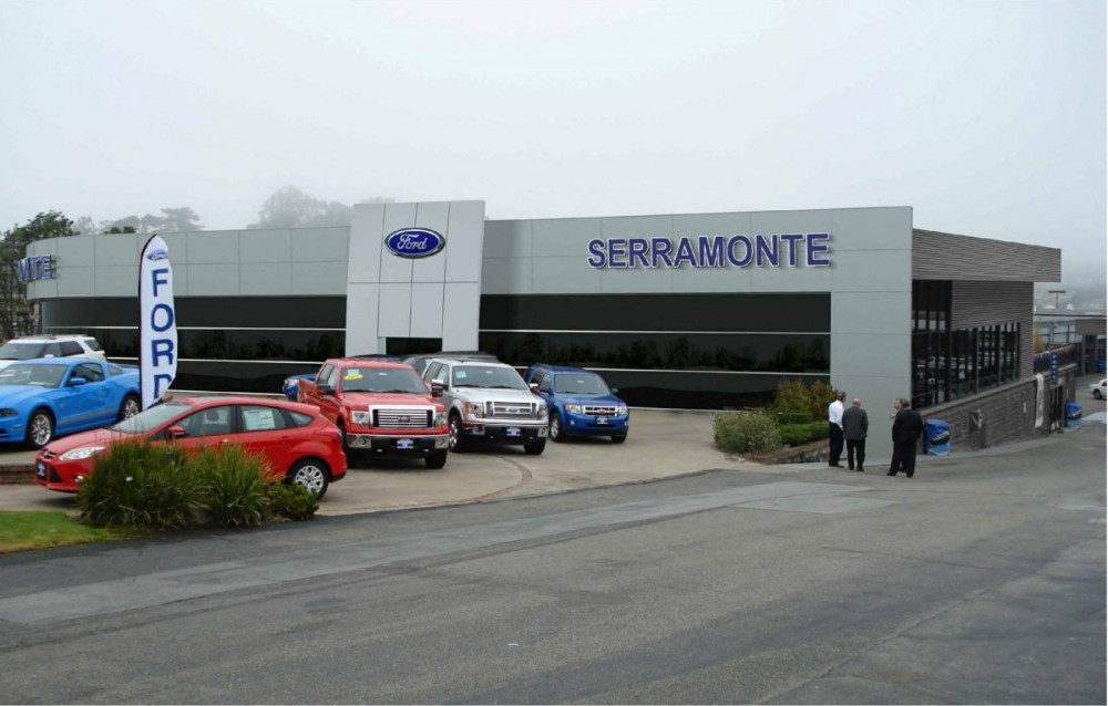 Serramonte Ford Collision Center 500 Collins Ave  Colma, CA 94014  Conveniently Located With Ample Guest Parking...