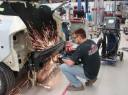 All of our body technicians at Morrill Collision Repair Inc., Morrill, KS, 66515, are skilled and certified welders.