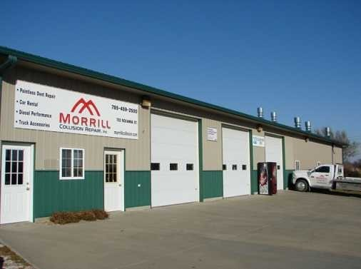 With Morrill Collision Repair Inc., located in KS, 66515, you will find our location is easy to get to. Just head down to us to get an estimate today!