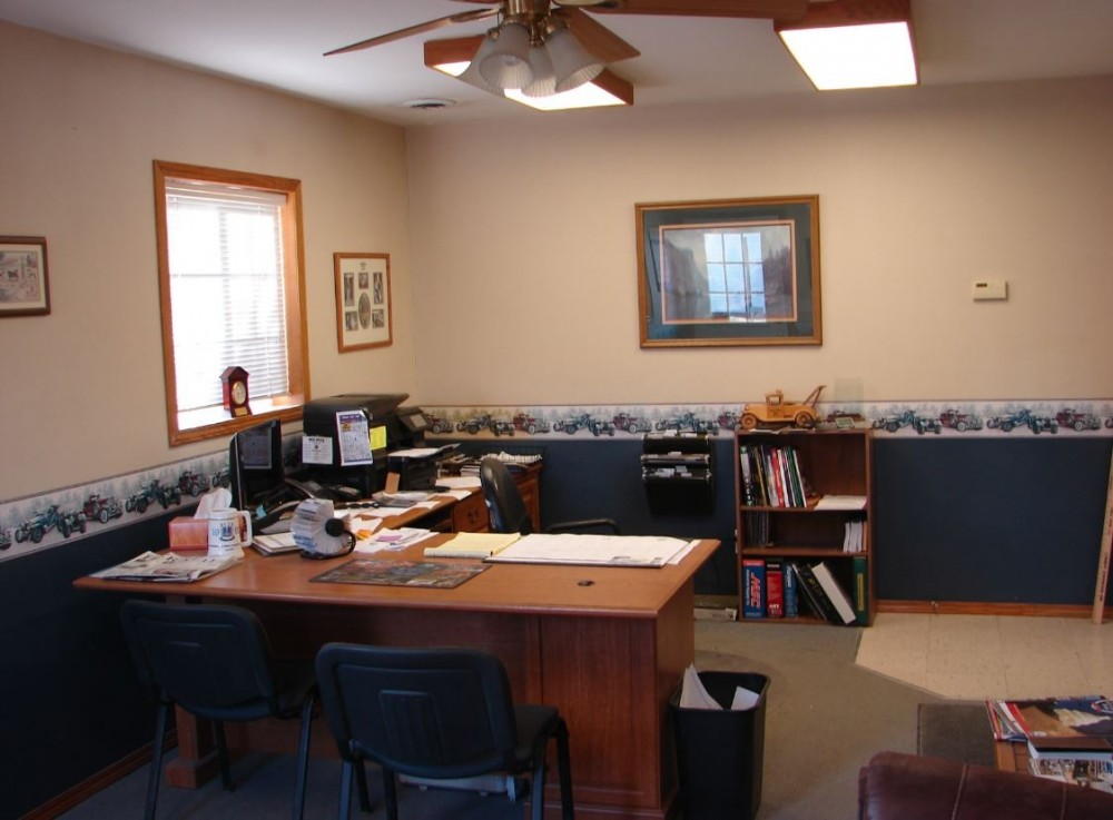 Our body shop's business office located at Morrill, KS, 66515 is staffed with friendly and experienced personnel.