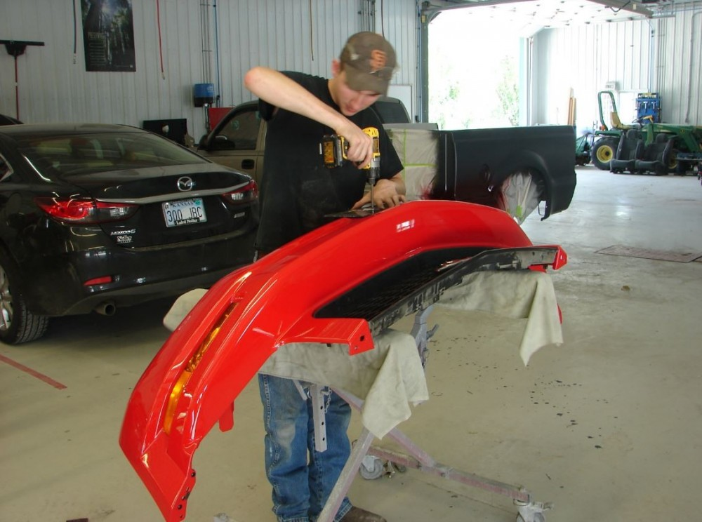 At Morrill Collision Repair Inc., in Morrill, KS, 66515, all of our body technicians are meticulous in every aspect of the repair.