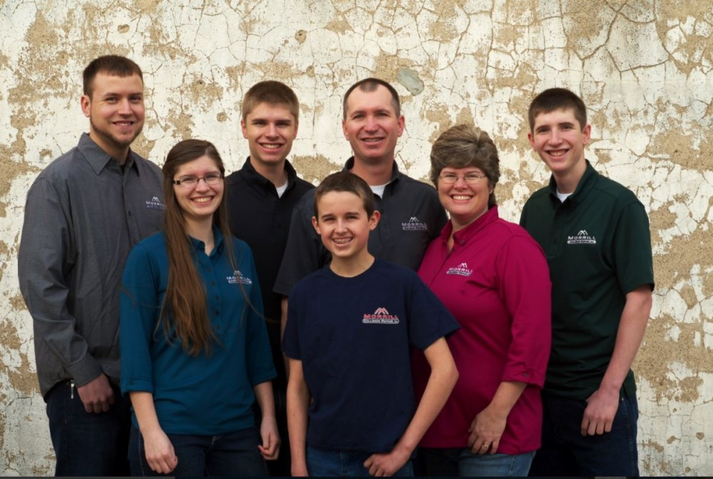 Morrill Collision Repair Inc. is a family owned collision center. Our friendly and experienced staff members are always here to assist you with your collision repair needs.