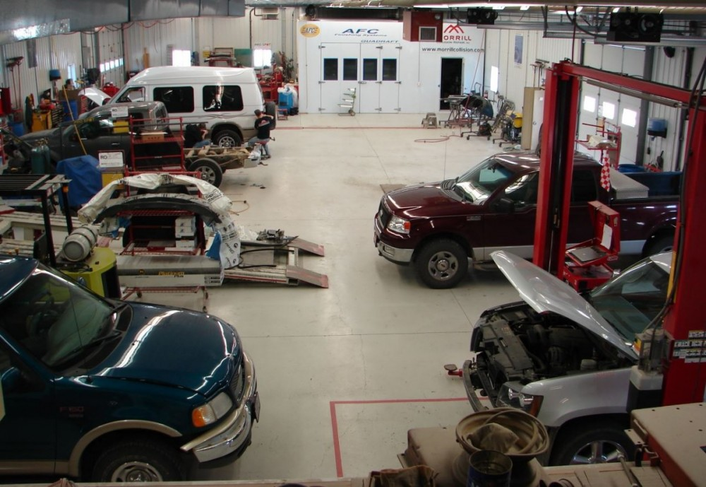 We are a state of the art Collision Repair Facility waiting to serve you, located at Morrill, KS, 66515.