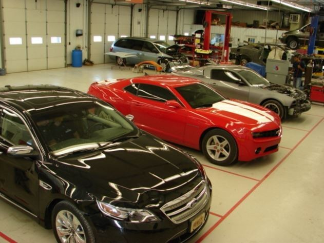 Friendly faces and experienced staff members at Morrill Collision Repair Inc., in Morrill, KS, 66515, are always here to assist you with your collision repair needs.