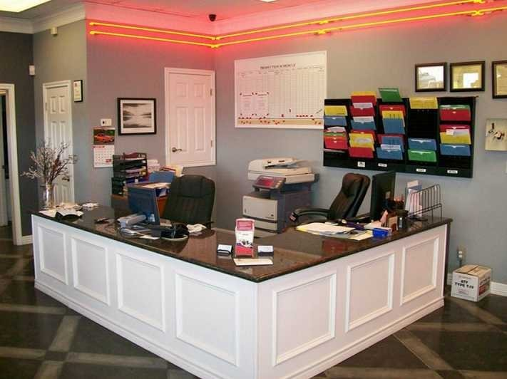 Our body shop's business office located at Port Neches, TX, 77651 is staffed with friendly and experienced personnel.