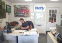 Our body shop's business office located at Ponderay, ID, 83852 is staffed with friendly and experienced personnel.