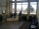 The waiting area at our body shop, located at Littleton, CO, 80125 is a comfortable and inviting place for our guests.