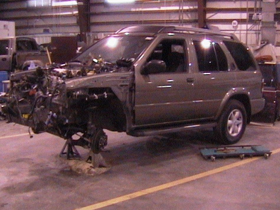 We are a professional quality, Collision Repair Facility located at Littleton, CO, 80125. We are highly trained for all your collision repair needs.