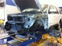 Collision repairs unsurpassed at Belleville, IL, 62220. Our collision structural repair equipment is world class.