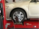 Accurate alignments are the conclusion to a safe and high quality repair done at Body Best Collision Center, Inc., Sonoma, CA,