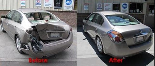 At Body Best Collision Center, Inc., we are proud to post before and after collision repair photos for our guests to view.