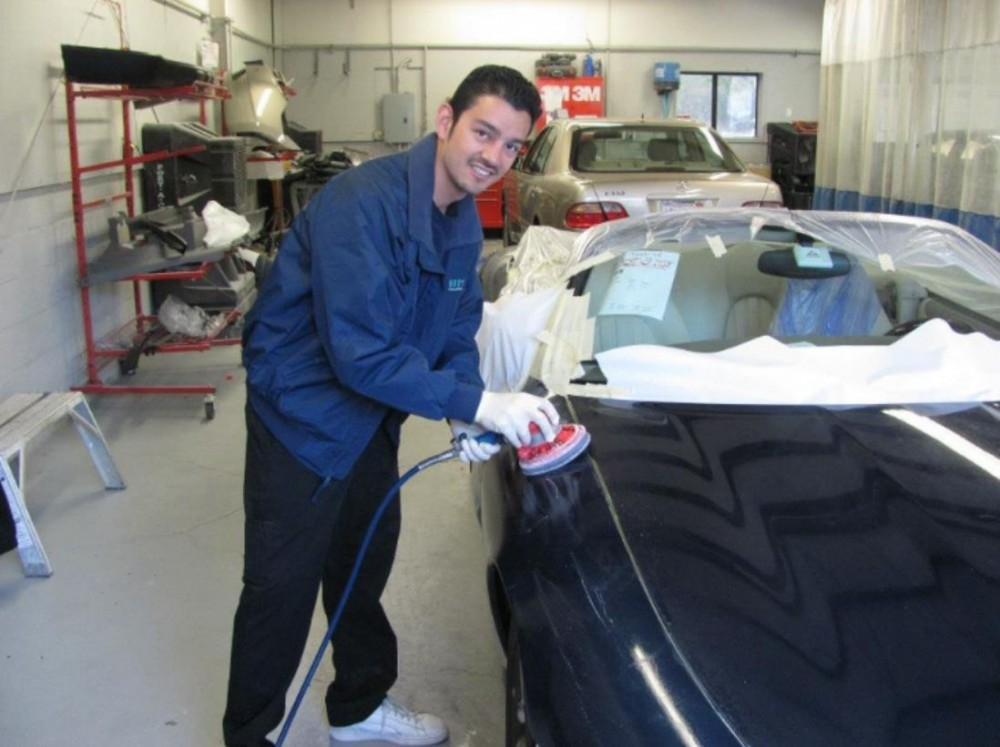 At Body Best Collision Center, Inc., we color sand and polish all repaired exterior panels, giving them professional results that mirrors OEM finishes.