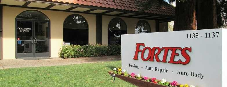 We at Fortes Auto Body are centrally located at Sunnyvale, CA, 94085 for our guest's convenience. We are ready to assist you with your collision repair needs.