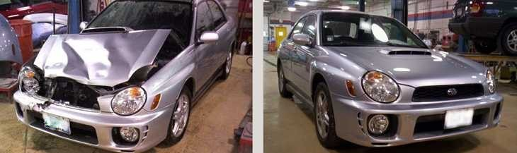 If you are in need of repairs on your vehicle, Carstar Collision Automotive can bring it back to pre-accident condition. Take a look at our before and after photos, and you will see how exceptional we repair our customers' vehicles.