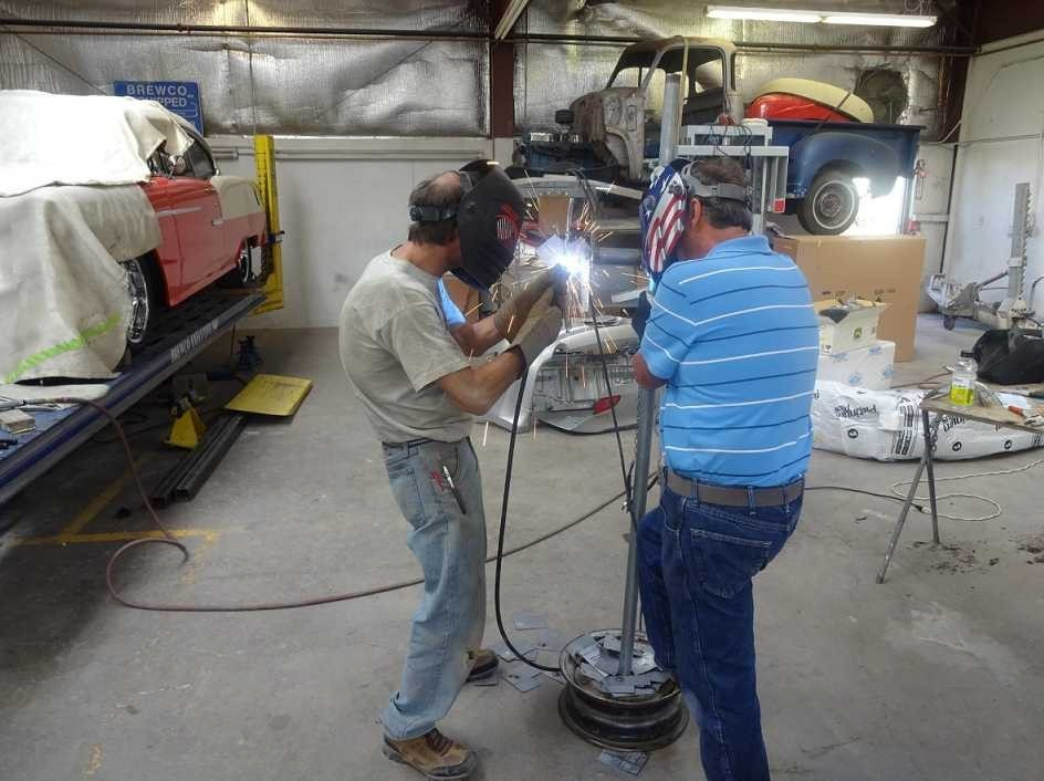 All of our body technicians at Wilson's Auto Collision, Inc, Colorado Springs, CO, 80915-4107, are skilled and certified welders. You can trust them to weld the metal of your car for a flawless result.