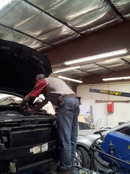 The friendly faces and experienced staff members at Wilson's Auto Collision, Inc, in Colorado Springs, CO, are always here to assist you with your collision repair needs.