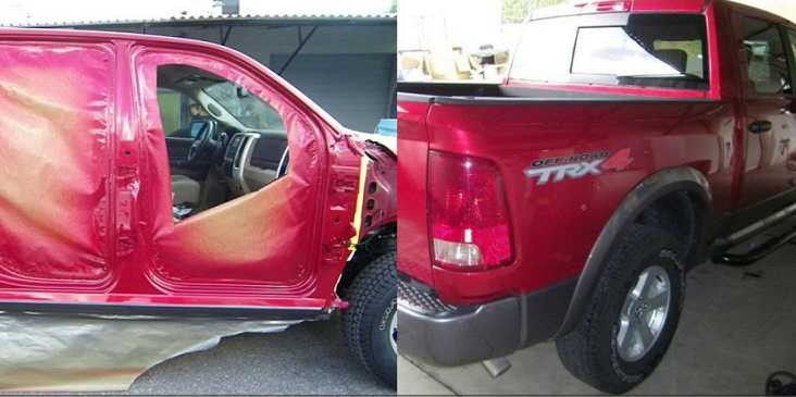 At Vince's Autobody Inc Corporate, we are proud to show the before and after of a vehicle we've personally worked on. With Vince's Autobody Inc Corporate, you can see the value in our work.