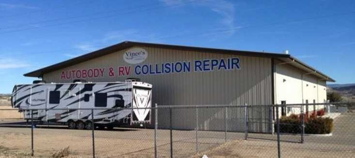 At Vince's Autobody Inc Corporate, we're conveniently located at Sedona, AZ, 86336, and are ready to help you today!