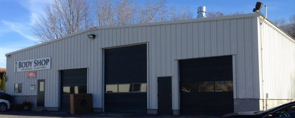 We are a state of the art Collision Repair Facility waiting to serve you, located at Putnam, CT, 06260
