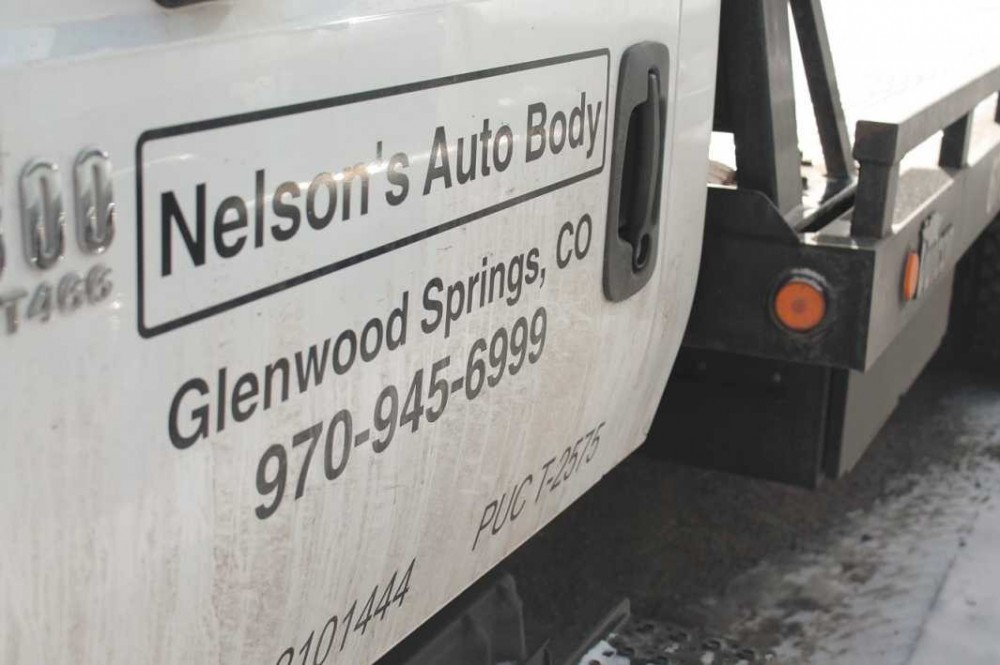 If you need help with getting your car to Nelson's Auto Body, just give us a call! We will help you get your car towed to us in Glenwood Springs.
