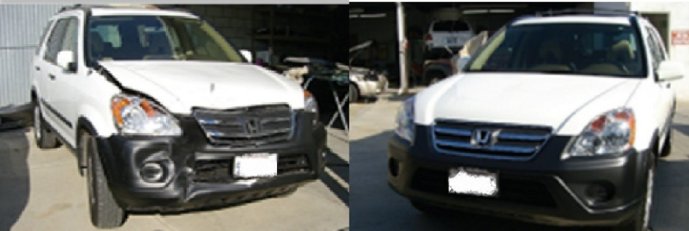 At Fix Auto Elko, we are proud to post before and after collision repair photos for our guests to view.
