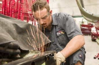All of our body technicians at Fix Auto Elko, Elko, NV, 89801, are skilled and certified welders.