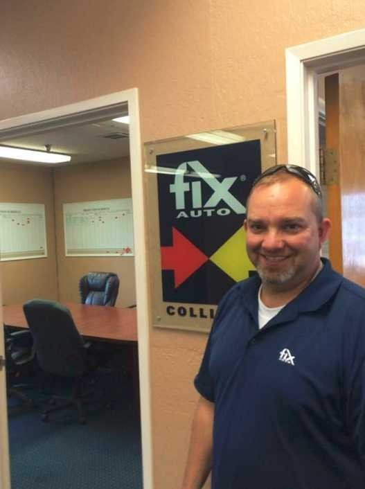 The friendly faces and experienced staff members at Fix Auto Reno are always here to assist you with your collision repair needs.