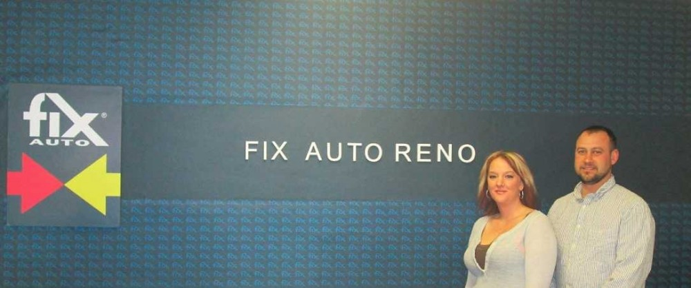 We are Fix Auto Reno! With our specialty trained technicians, we will bring your car back to its pre-accident condition!