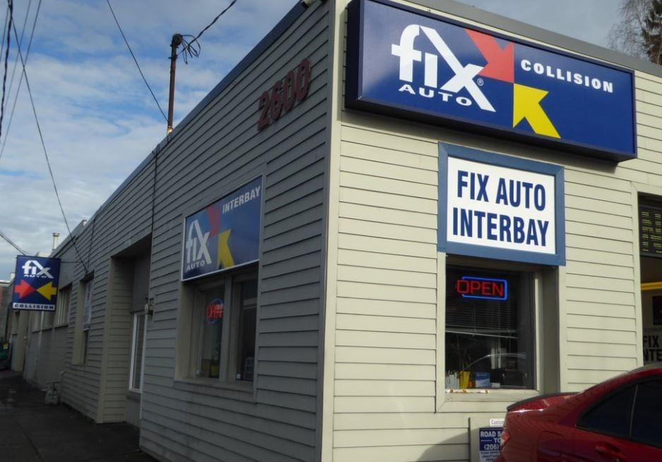 Fix Auto Interbay - We are Centrally Located at Seattle, WA, 98119 for our guest's convenience and are ready to assist you with your collision repair needs.