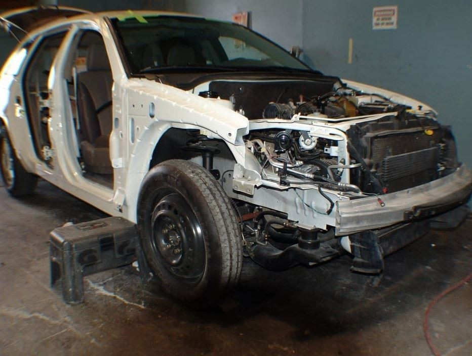 At Auto Collision Center, we are proud to post before and after collision repair photos for our guests to view.