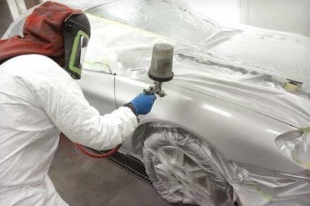 Painting technicians are trained and skilled artists.  At Mountain View Body Shop, we have the best in the industry. For high quality collision repair refinishing, look no farther than, Mountain View, CA, 94043.