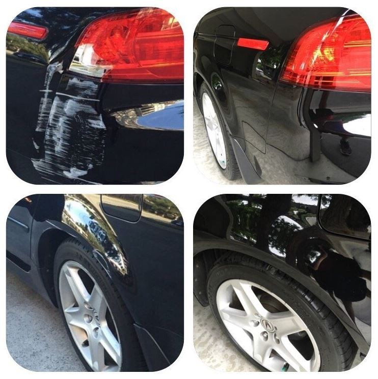 At Mountain View Body Shop, we are proud to post before and after collision repair photos for our guests to view.