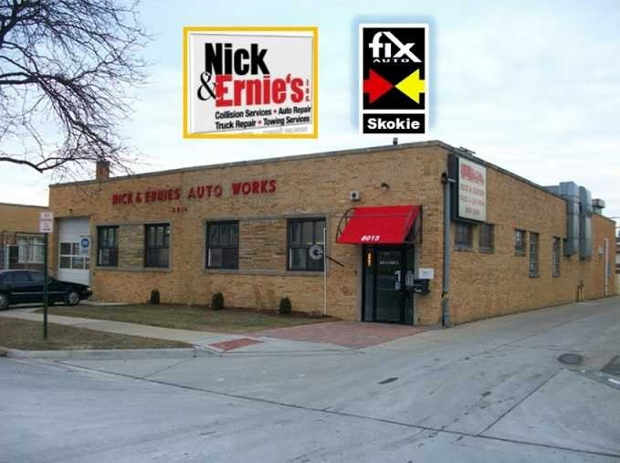 We are centrally located at Skokie, IL, 60076 for our guest's convenience. We are ready to assist you with your collision repair needs.