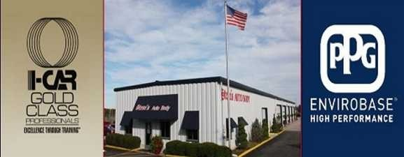 At Steve's Auto Body, Inc., in O Fallon, IL, we proudly post our earned certificates and awards.