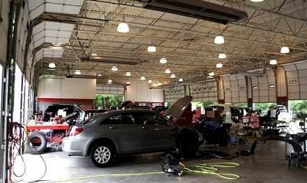 We are a high volume, high quality, Collision Repair Facility located at Huntersville, NC, 28078. We have specialty trained technicians who work on all makes and models.