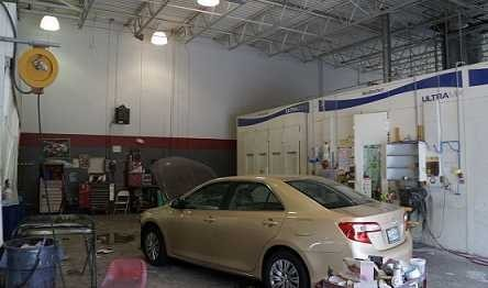 We are a state of the art Collision Repair Facility waiting to serve you, located at Huntersville, NC, 28078