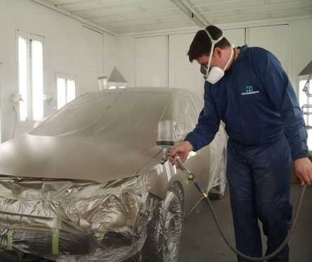 Painting technicians are trained and skilled artists.  At our collision repair center, we have the best in the industry. For high quality collision repair refinishing, look no farther than Toyota Of North Charlotte.