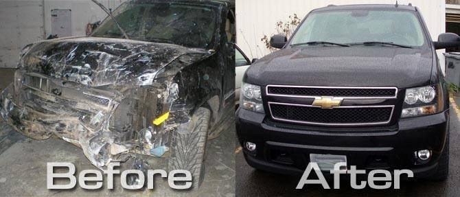 At Fix Auto Henderson, we are proud to show the before and after of a vehicle we've personally worked on. With Fix Auto Henderson, you can see the value in our work.