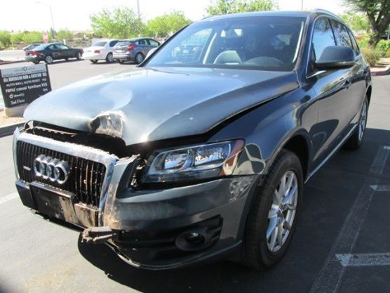 At Fix Auto Henderson, we deal with repairs ranging from collision damage to dent repair. We get them corrected, and have cars looking like new when they leave our shop!