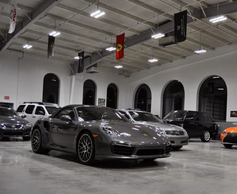 We are a state of the art Collision Repair Facility waiting to serve you, located at Knoxville, TN, 37922.