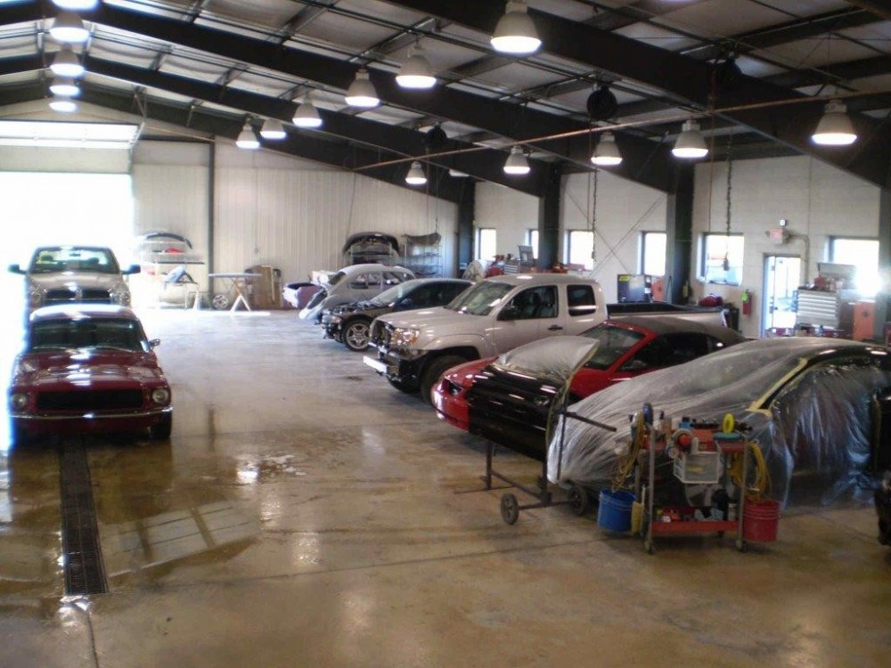 We are a state of the art Collision Repair Facility waiting to serve you, located at Bellefonte, PA, 16823.