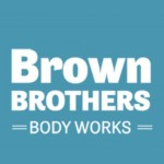 We are Brown Brothers Body Works, Inc.! We are at Durham, NC, 27707. Stop on by!
