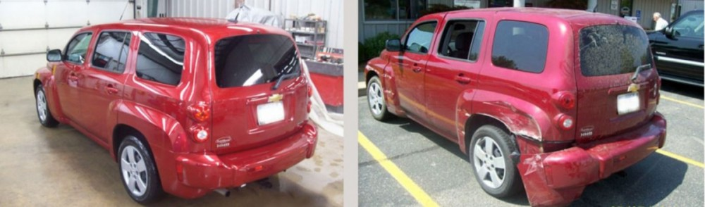 CARSTAR Chicago 38th Street are proud to post before and after collision repair photos for our guests to view.