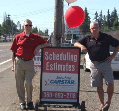 Here at CARSTAR Jacobus , Vancouver, WA, 98661, professional structural measurements are precise and accurate.  Our state of the art equipment leaves no room for error.