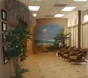 The waiting area at our body shop, located at Murrieta, CA, 92564 is a comfortable and inviting place for our guests.