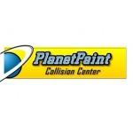 PlanetPaint Collision Center Watauga TX 76148 Logo. PlanetPaint Collision Center Auto body and paint. Watauga TX collision repair, body shop.