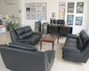 The waiting area at our body shop, located at El Monte, CA, 91732 is a comfortable and inviting place for our guests.